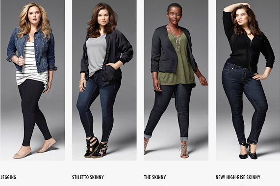 best jeans plus size - Jean Yu Beauty